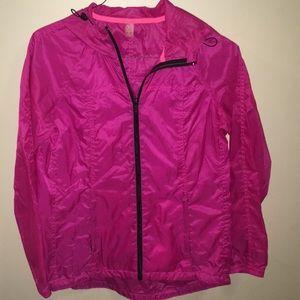 Xersion rain jacket or wind breaker size s